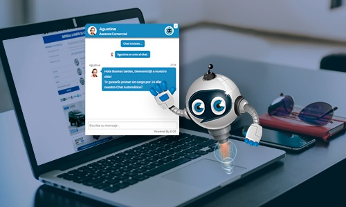 Franquicia Chat Robot