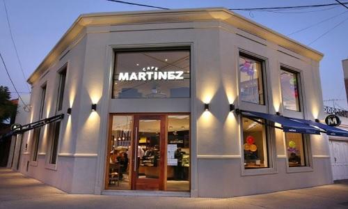 Franquicia Café Martínez