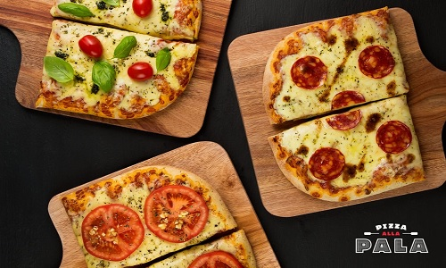 Licencia Pizza Alla Pala