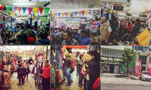 Franquicia Ferias del Centro