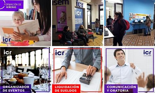 Franquicia ICR Cursos Profesionalizantes