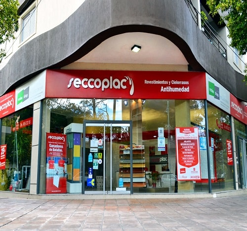 Franquicia Seccoplac
