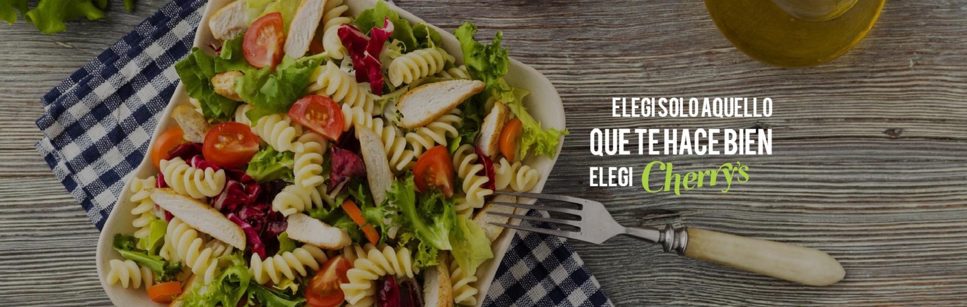Franquicia Cherry's Salad