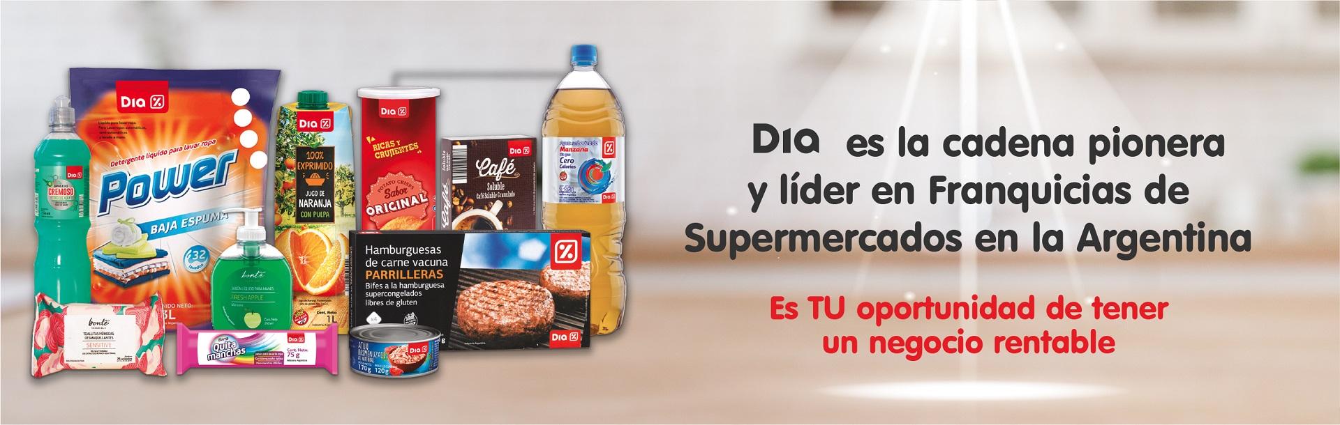 Franquicia Supermercados DIA